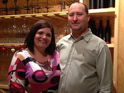 Debbie and John Wilson